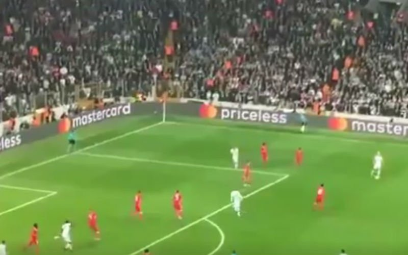 Dit is de mooiste goal van het seizoen in Champions League (Video)