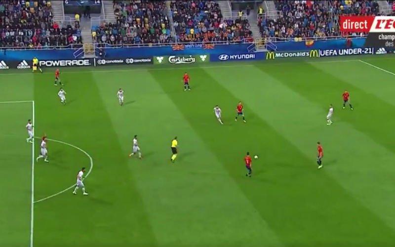 Real-speler scoort fenomenaal doelpunt tijdens EK-21 (Video)