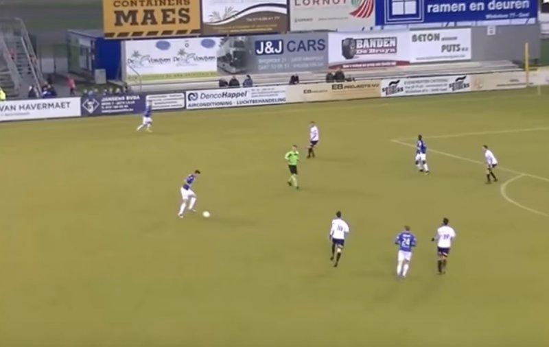 Ex-speler van Anderlecht scoort absolute wereldgoal in amteurreeksen (Video)