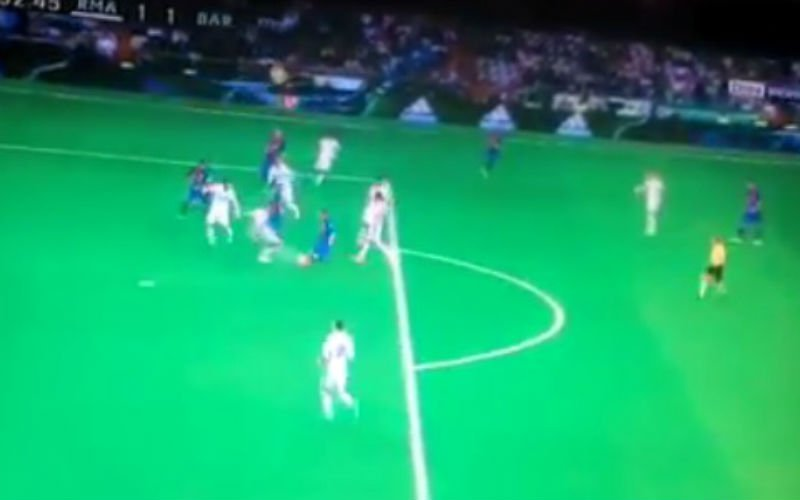 Lionel Messi scoort fabuleus doelpunt in Bernabéu (Video)