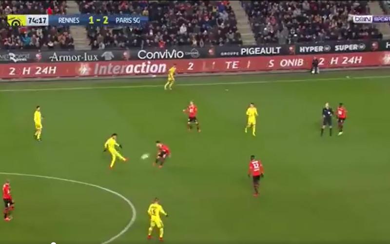 Zelfs De Bruyne zou jaloers zijn op deze pass van Neymar (Video)