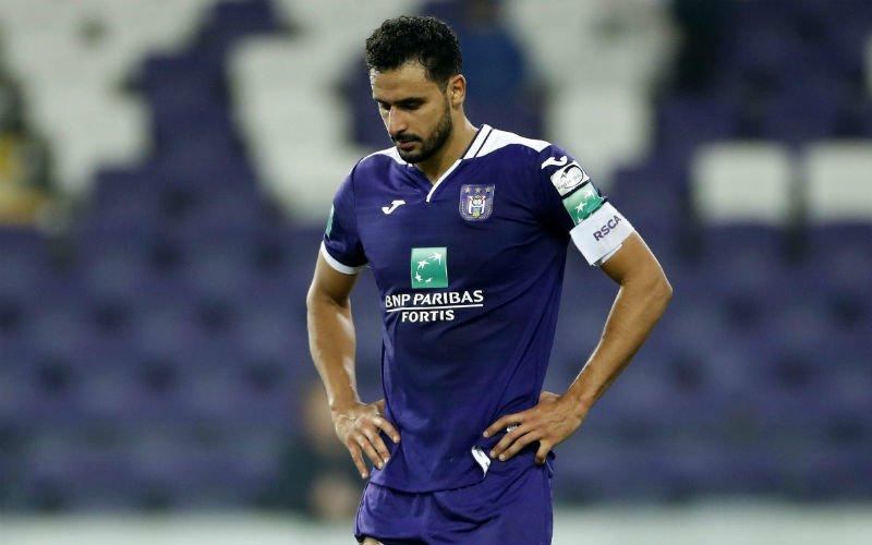 Nieuwe bom ontploft: 'Nacer Chadli gaat Anderlecht alweer verlaten'