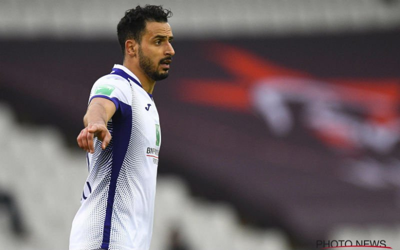 'Anderlecht neemt deze beslissing over definitief aantrekken van Chadli'