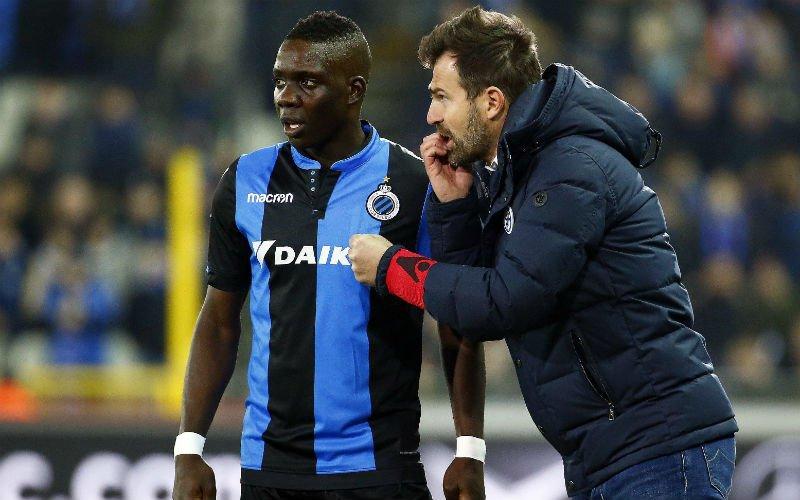 Leko heeft slecht nieuws over Club-sterkhouder Nakamba