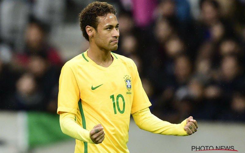 'Gelekt contract geeft deze fenomenale transfersom van Neymar vrij'