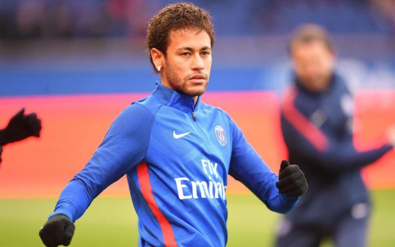 Neymar bevestigt ruzie met andere grote naam bij PSG