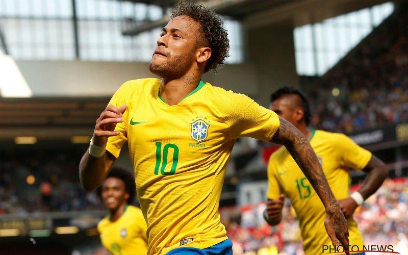 Neymar zet PSG helemaal naar zijn hand: 'Hij moét eruit of ik vertrek'