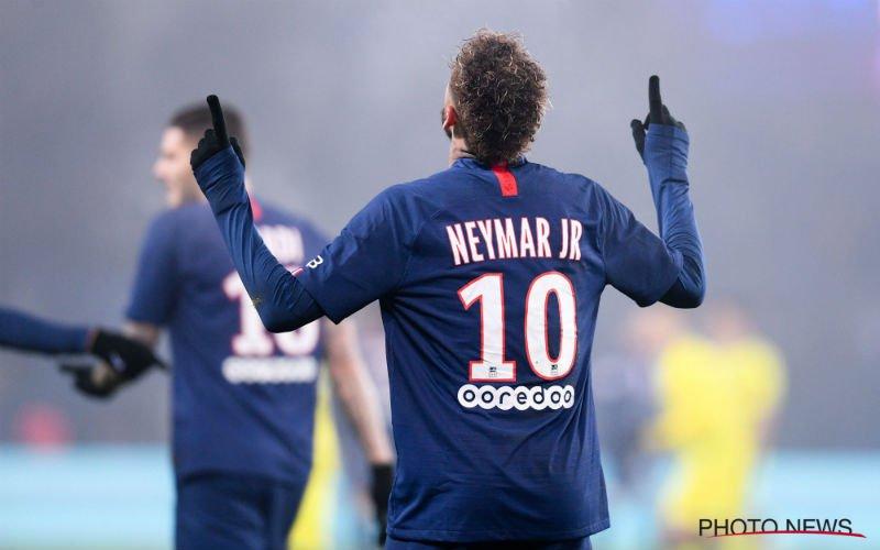 'Kogel is door de kerk, PSG verkoopt Neymar voor 180 miljoen aan déze club'