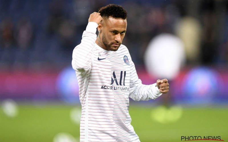 'Neymar zet de boel op stelten bij PSG met straffe transferwens'