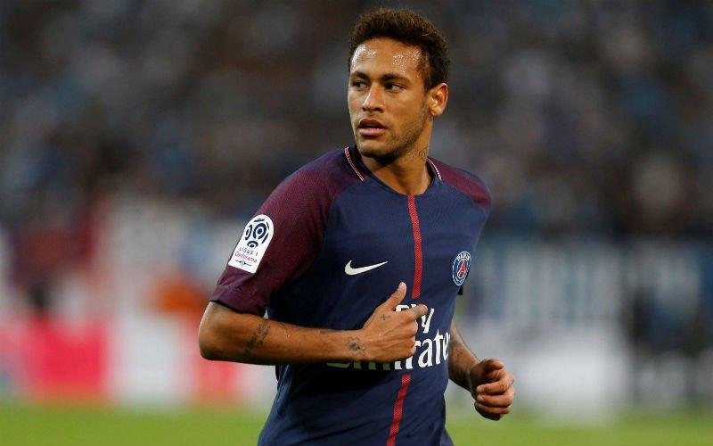 'Neymar neemt beslissing over toekomst bij PSG'