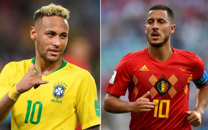 'Zo hield Neymar een transfer van Hazard naar Real Madrid tegen'