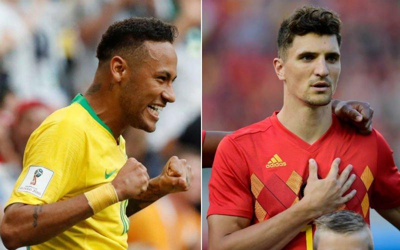 Meunier krijgt erg lastige vraag over ploegmaat/tegenstander Neymar