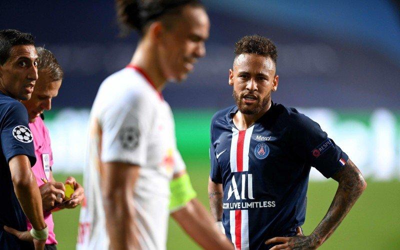 'Neymar begaat gruwelijke blunder en mist de Champions League-finale'