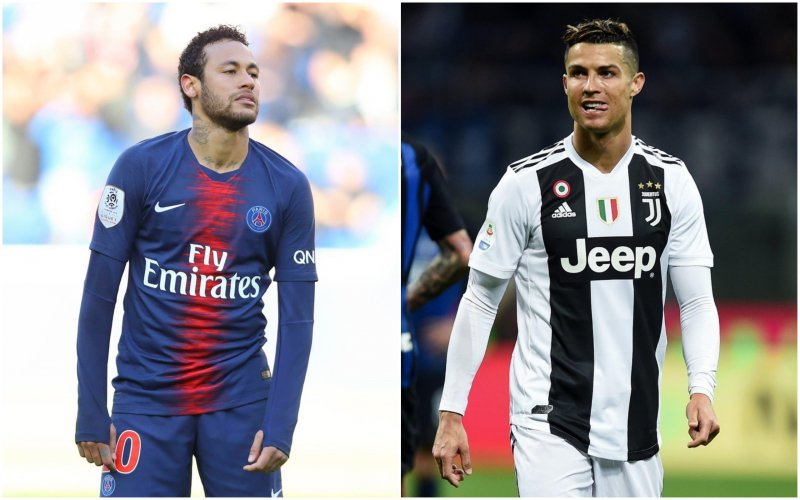 'Neymar trekt naar Juventus en gaat er koningskoppel vormen met Ronaldo'