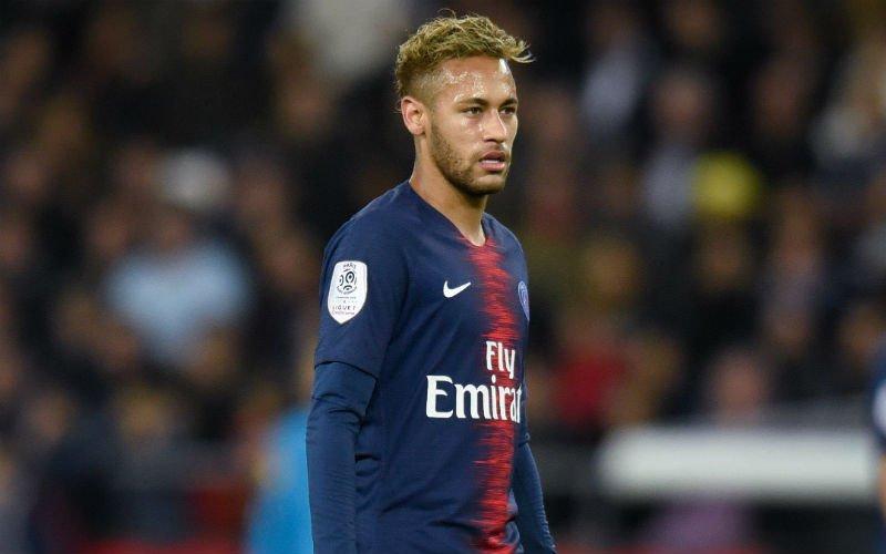 'Meunier ziet Neymar belachelijk veel privileges krijgen bij PSG'