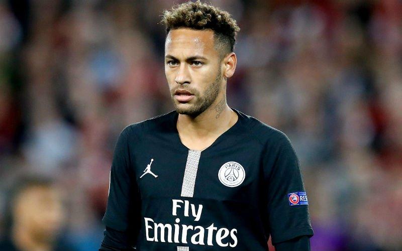 Neymar afgekraakt: