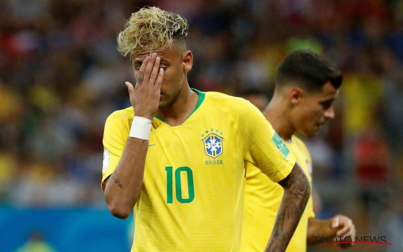 Brazilië swingt niet en begint met valse noot aan het WK