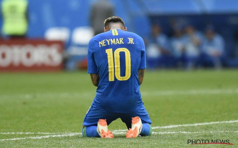 'Dit is de échte reden waarom Neymar na de wedstrijd in tranen uitbarstte'