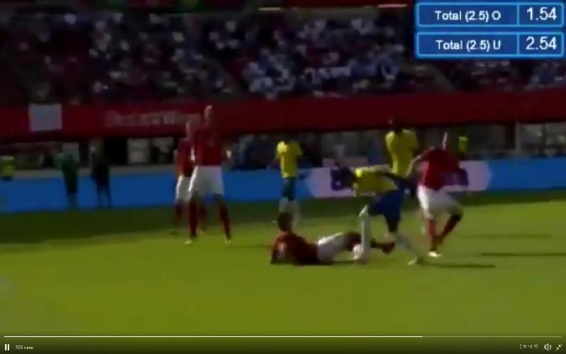 Neymar scoort na héérlijke dribbel en is helemaal klaar voor het WK (Video)