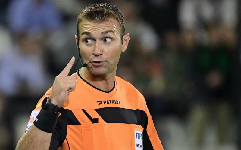 Anderlecht voelt zich bestolen door Laforge en VAR: