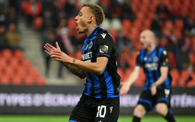 Noa Lang zorgt meteen voor dilemma bij Club Brugge: