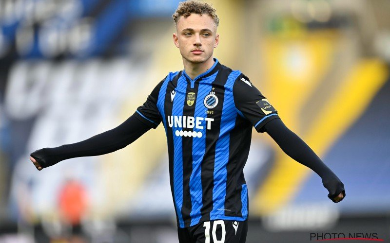 Zware klap vlak voor topper tegen RSCA: 'Noa Lang vertrekt bij Club Brugge'