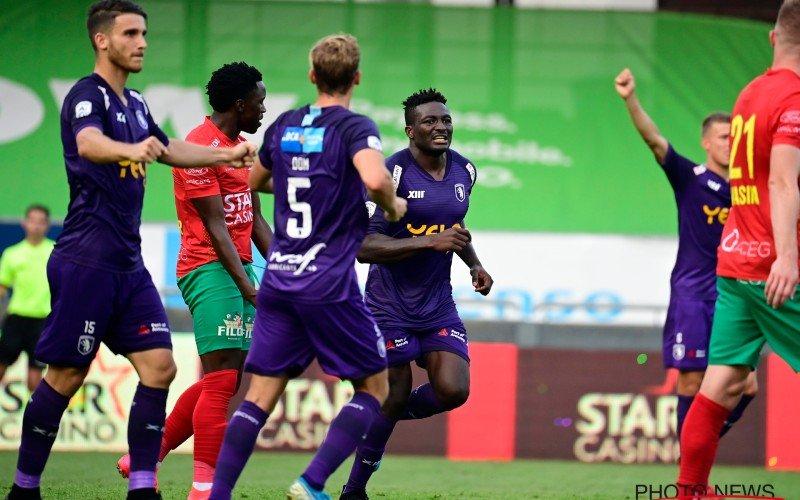 Beerschot dankt Noubissi tegen Oostende, OH Leuven speelt gelijk