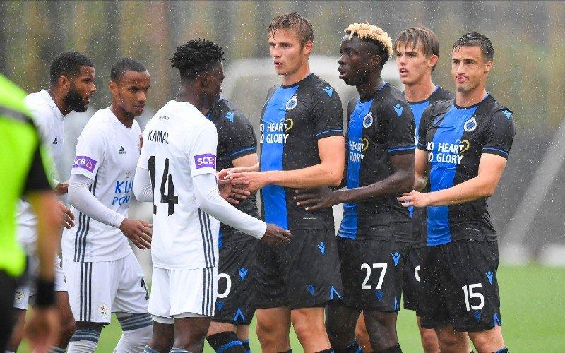'Club Brugge en Benfica onderhandelen over erg opmerkelijke transfer'