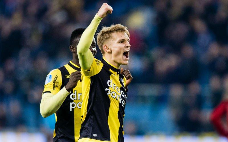 'Martin Ødegaard neemt beslissing over verhuis naar Belgische topclub'