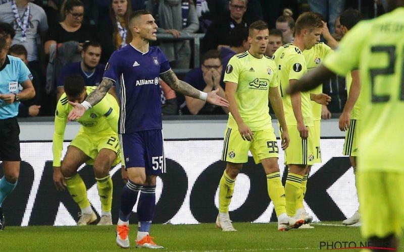 Anderlecht wil wat kwijt over Vranjes (die weer zwaar onder vuur ligt)