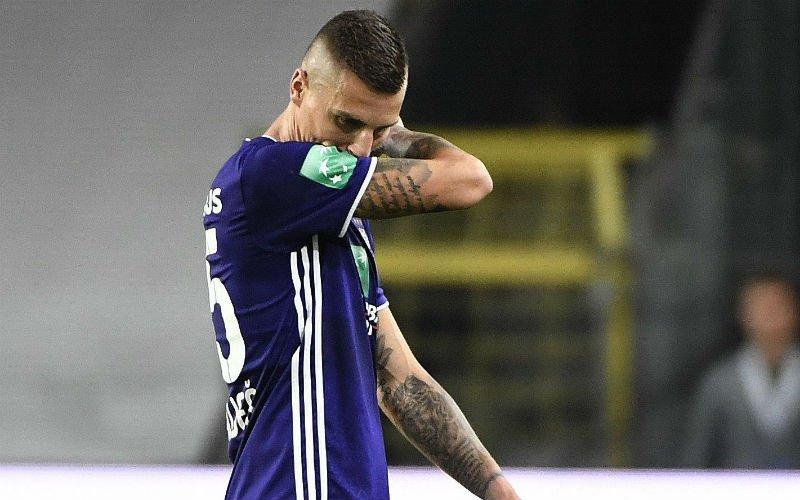 'Eindelijk oplossing voor overbodige Vranjes bij Anderlecht'