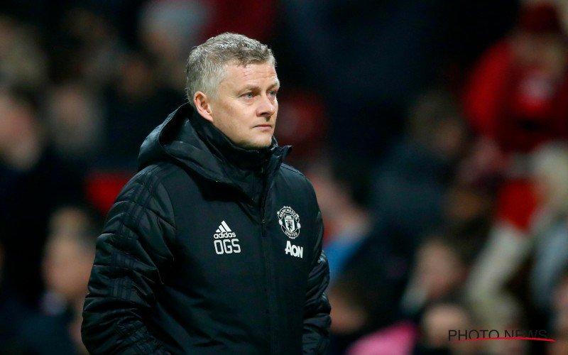 Vlak voor Club Brugge: 'Man United zet vijf grote namen buiten'
