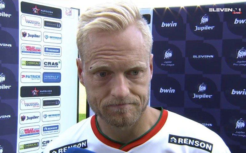 Olivier Deschacht breekt volledig na pijnlijke nederlaag tegen Club Brugge