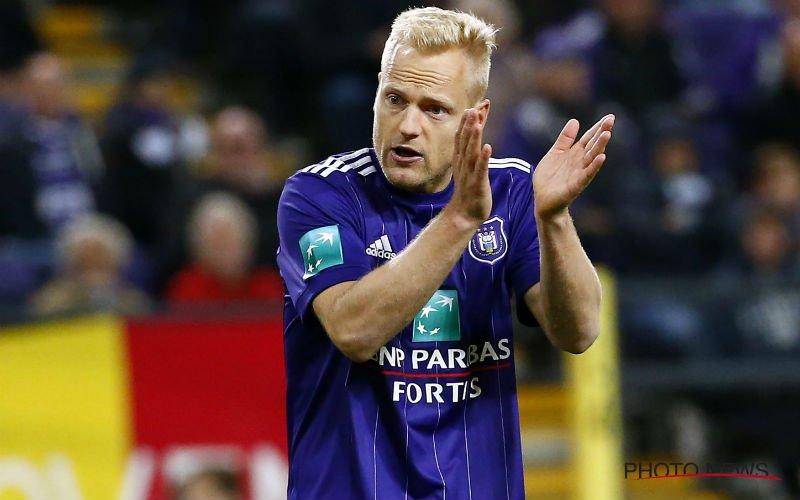 OFFICIEEL: Anderlecht neemt afscheid van Deschacht