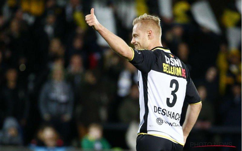 'Olivier Deschacht onderhandelt met érg verrassende Belgische club'
