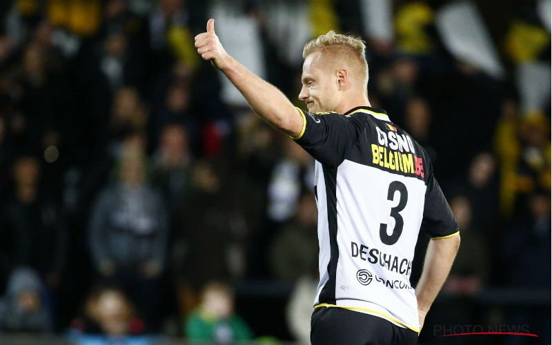 Olivier Deschacht erg verrassend op weg naar club uit Jupiler Pro League