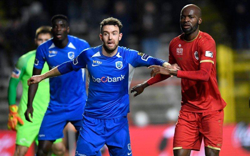KRC Genk zet met nipte zege belangrijke stap richting play-off 1