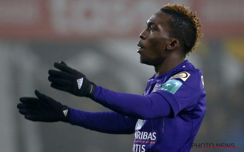 Anderlecht krijgt belangrijk nieuws: 'Onyekuru onderhandelt met déze club'