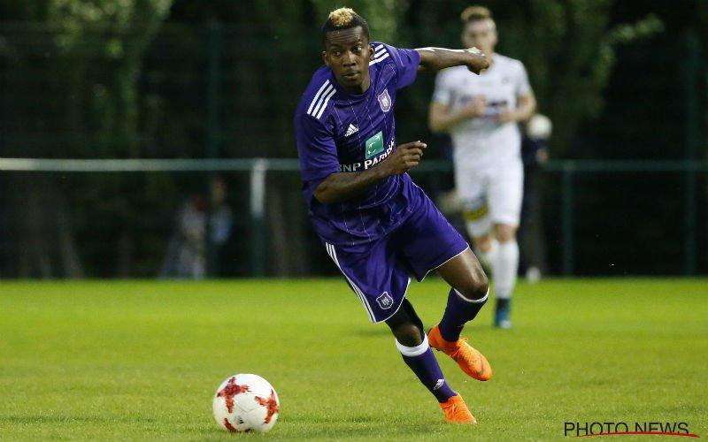 Onyekuru schept duidelijkheid over verlengd verblijf bij Anderlecht