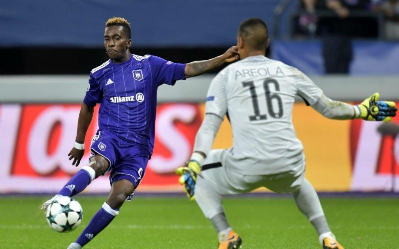'Anderlecht krijgt geweldig nieuws van de manager van Onyekuru'