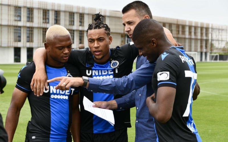 Club Brugge speelt Danjuma kwijt: 'Onderhandelingen worden afgerond'