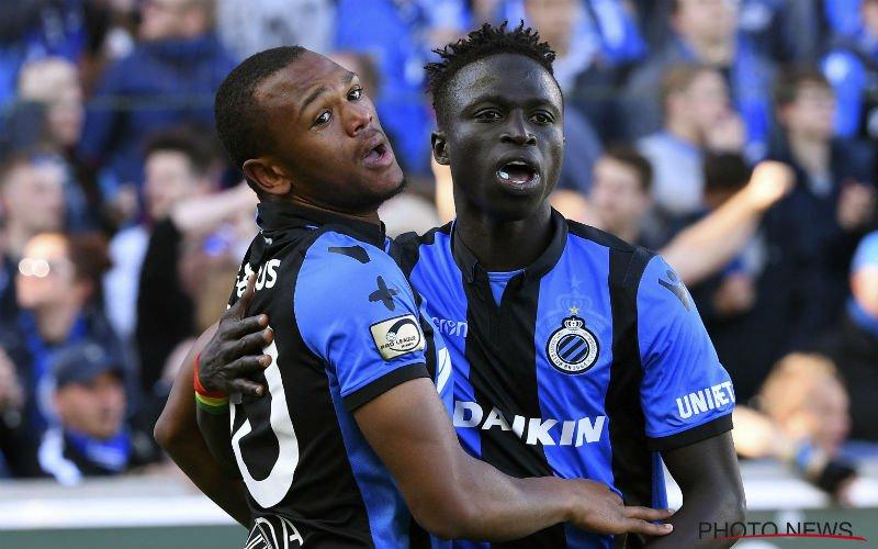 'Club Brugge speelt Krépin Diatta per direct kwijt'