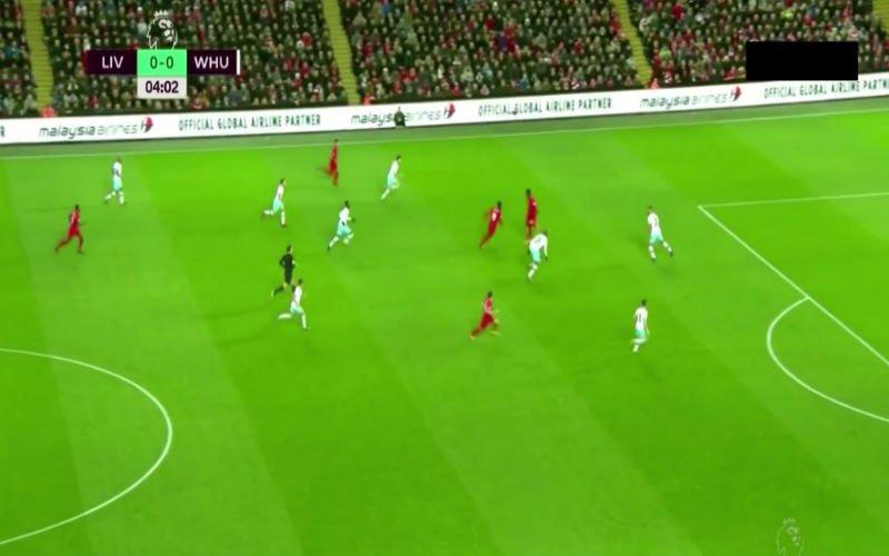 Origi bouwt doelpunt van Liverpool op met enkele geniale tikjes (Video)