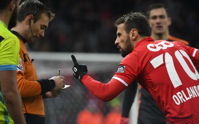 Standard-fans wederom razend op arbitrage na wedstrijd tegen Gent