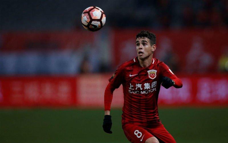 'Oscar verlaat China, 3 Europese topclubs staan al in de rij'