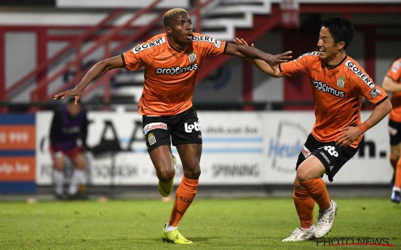 Charleroi wint finale play-off 2 en strijdt tegen Antwerp voor Europees ticket