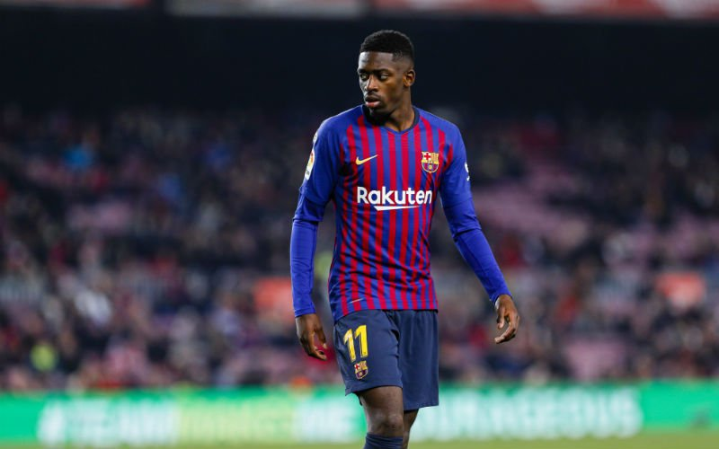'Ousmane Dembele verlaat Barcelona en kiest voor deze Engelse grootmacht'