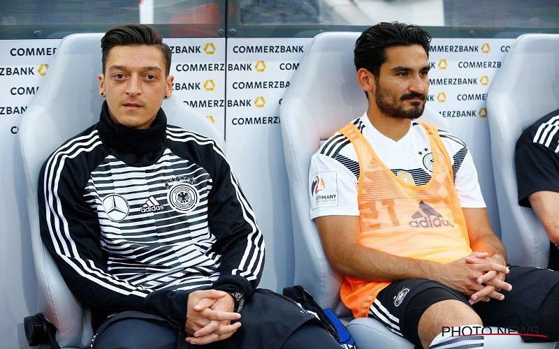 """Nieuwe rel bij Duitse nationale ploeg: """"Özil en Gündogan verbannen!"""""""