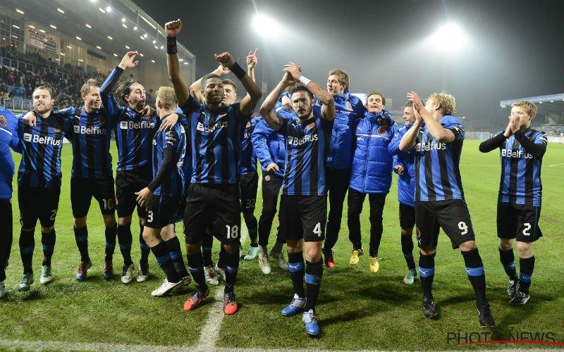 Ex-speler van Club Brugge wordt verdacht van matchfixing