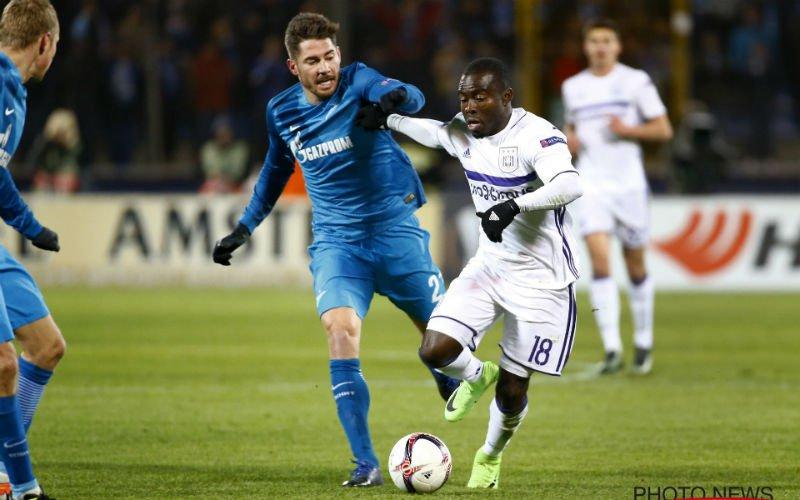 Anderlecht in extremis naar achtste finales van Europa League